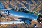 North American SNJ-6 Texan - Air to Air Photo Shoot - March 10, 2014