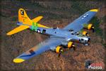 Boeing B-17G Flying  Fortress - Air to Air Photo Shoot - April 24, 2014