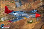 North American P-51D Mustang - Air to Air Photo Shoot - September 6, 2015