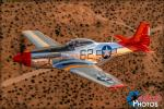 North American P-51D Mustang - Air to Air Photo Shoot - October 10, 2015