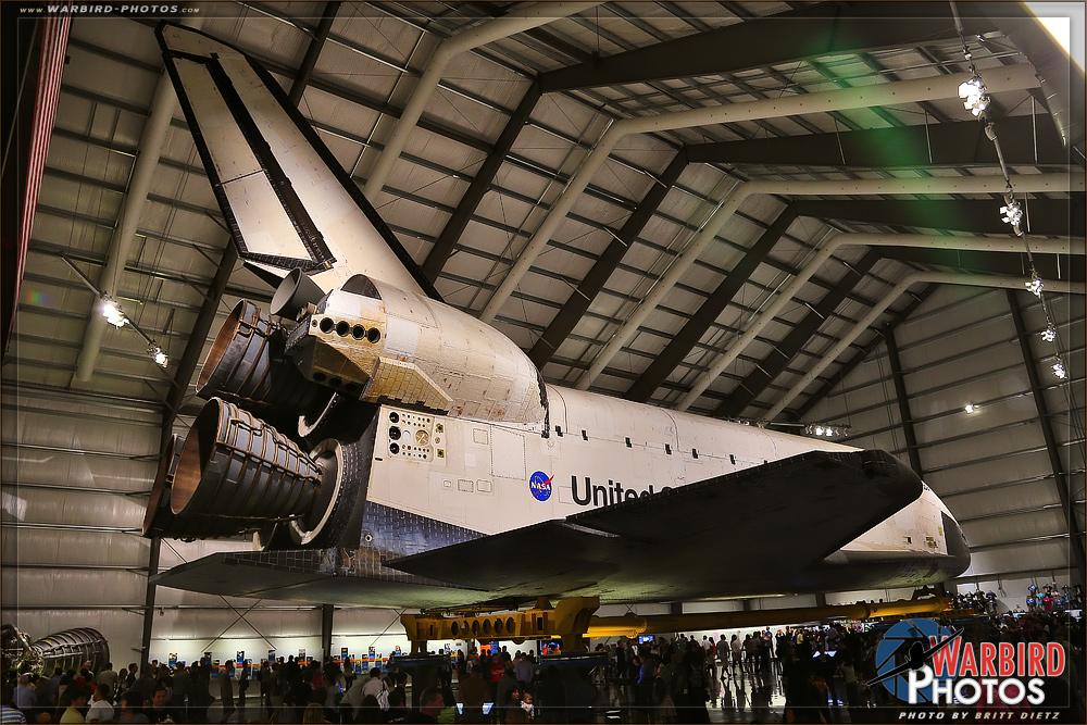 California Science Center: Space Shuttle Endeavour ...