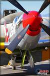 North American P-51D Mustang - Planes of Fame Air Museum: Air Battle over Rabaul - February 1, 2014