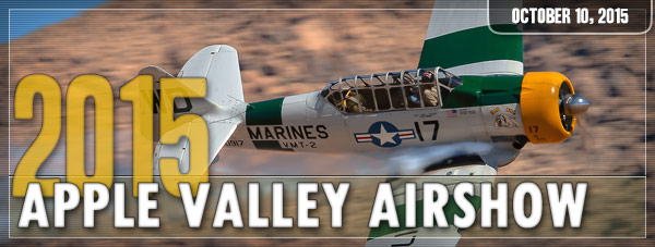 Apple Valley Airshow 2015 Photo Gallery