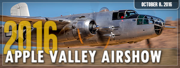 Apple Valley Airshow 2016 Photo Gallery