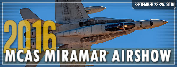 MCAS Miramar Airshow 2016 Day 1 Photo Gallery