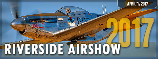 Riverside Airshow 2017 2017 Photo Gallery