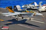 Part 3 in a series aboard an Aircraft Carrier at the end of the deployment sailing from Oahu, Hawaii to San Diego, California with the US Navy. Day 3 includes the much anticipated Air Power Demo Airshow at sea.