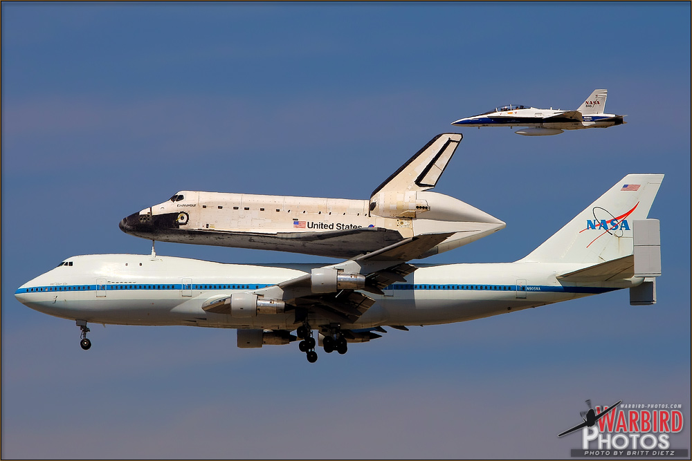 space shuttle carrier 747 american airlines - photo #42