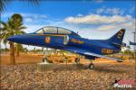 Featuring two practice sessions of the US Navy Blue Angels along with a tour of the Blue Angels history park at NAF El Centro. Then later by the runway as Hornets, Growlers, Prowlers, Ospreys, and a lot more take off mere feet from photographers!